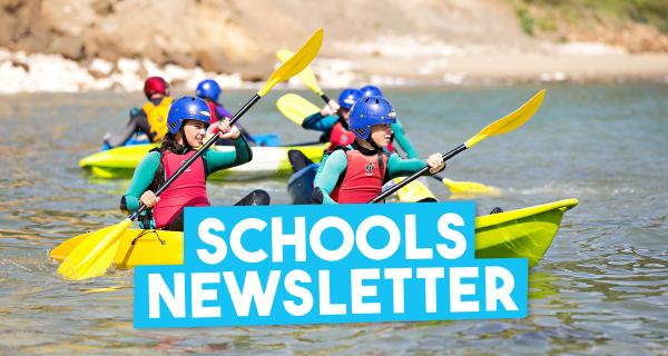 February news for schools, join in the discussion